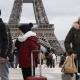 کرونا گردشگران پاریس را کم کرد