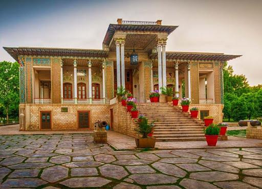 باغ عفیف آباد-شیراز