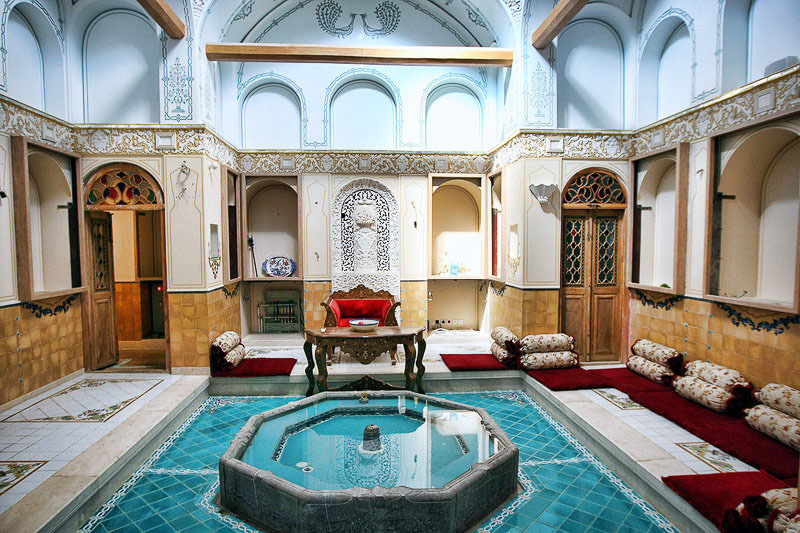 سرای بدیع-خانه حاج رسولی ها اصفهان