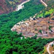 روستای بلبر اورامان- عکاسی