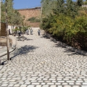 روستای خاکو-گردشگری