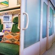 قطار چهارتخته غزال