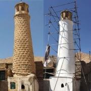 مسجد پامنار مهدیشهر