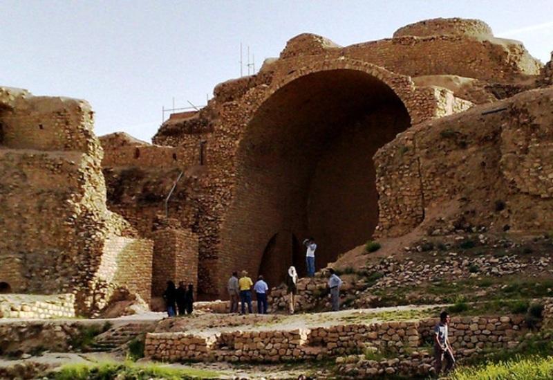 منظر باستانشناسی ساسانی فارس-یونسکو