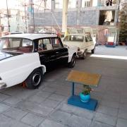 موزه پمپ بنزین