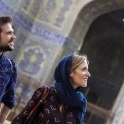 گردشگران خارجی در مشهد