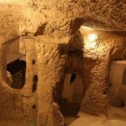 کشف دستکندهای زیرزمینی ارزشمند تاریخی در کاشان