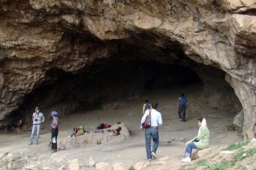 غار دو اشکفت