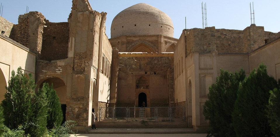 مجموعه تاریخی شیخ براق