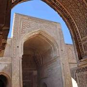 مسجد جامع فرومد-فریومد