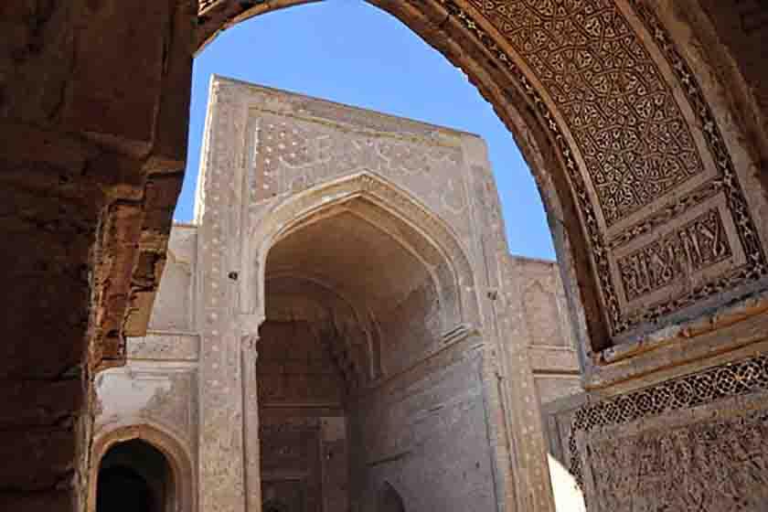 مسجد جامع فرومد
