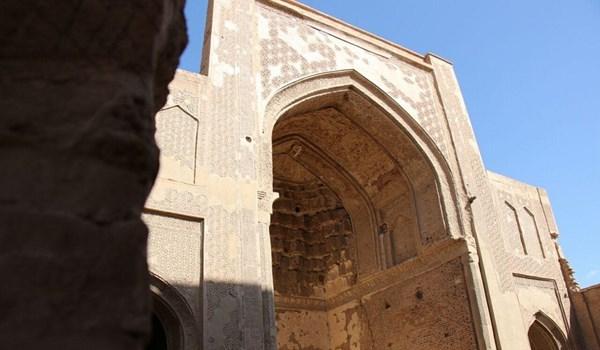 مسجد جامع فریومد