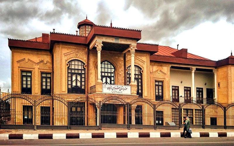 موزه مردان نمکی زنجان