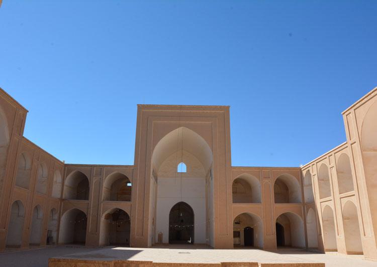 مسجد جامع ابرکوه