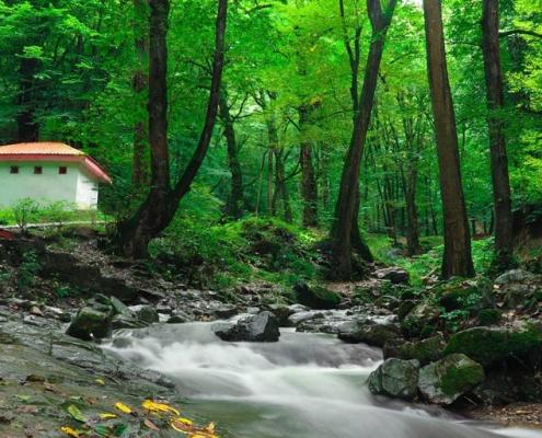آبشار لونک گیلان