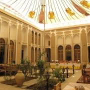 خانه تهرانی ها در یزد