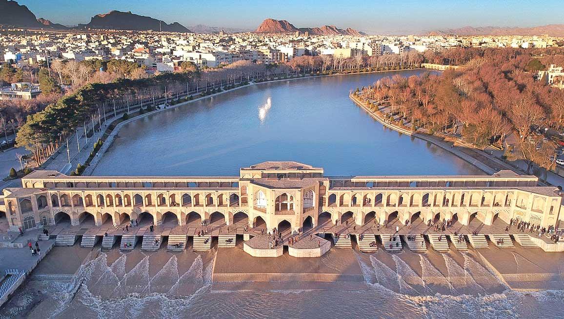 رودخانه زایندهرود