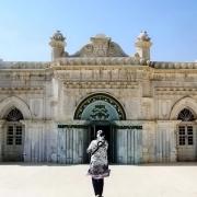 مسجد رنگونی ها-گردشگری