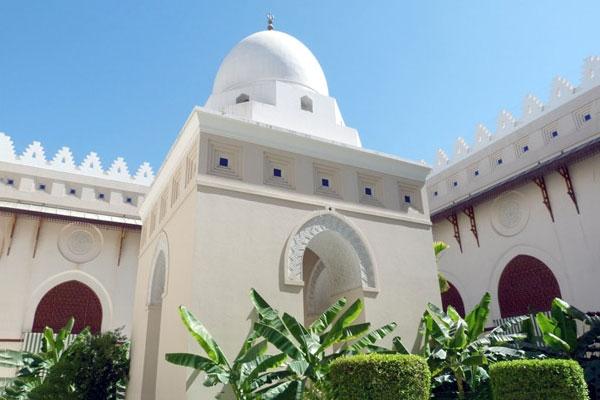 مسجد شجره