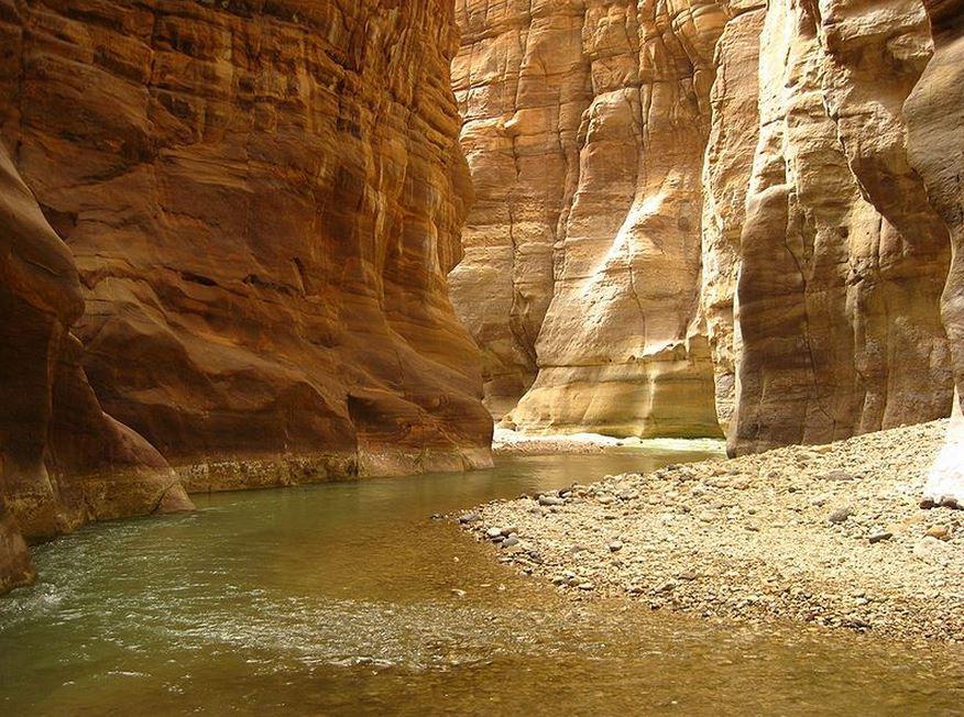 وادی موجب-اردن