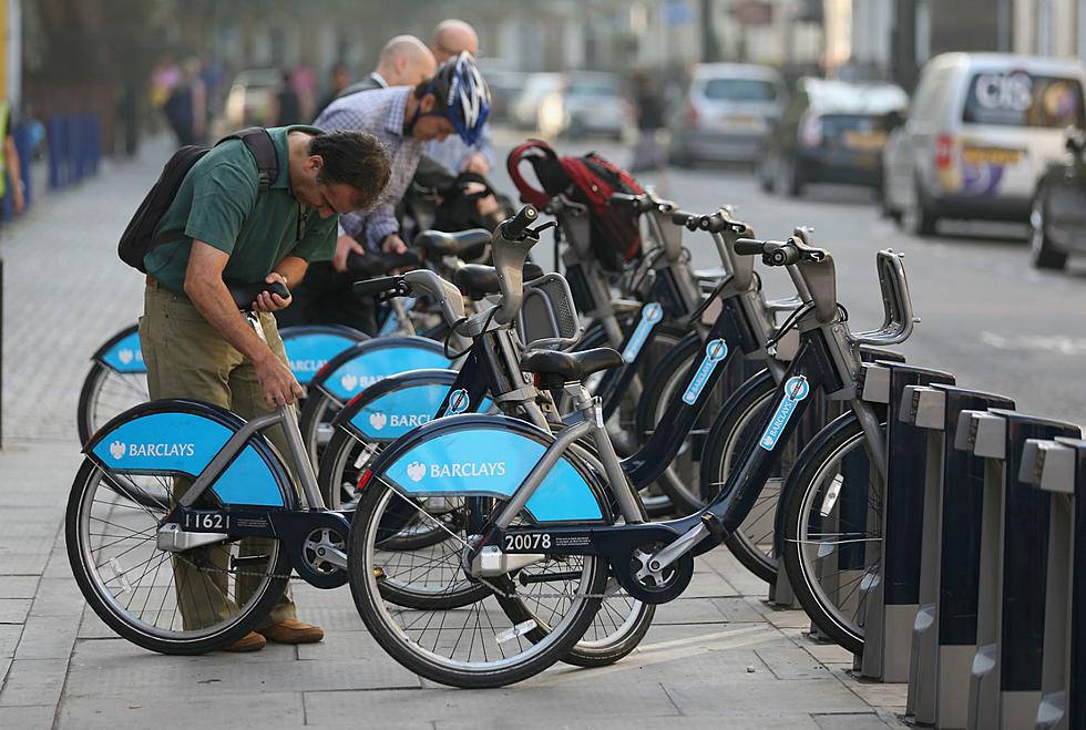دوچرخههای اشتراکی