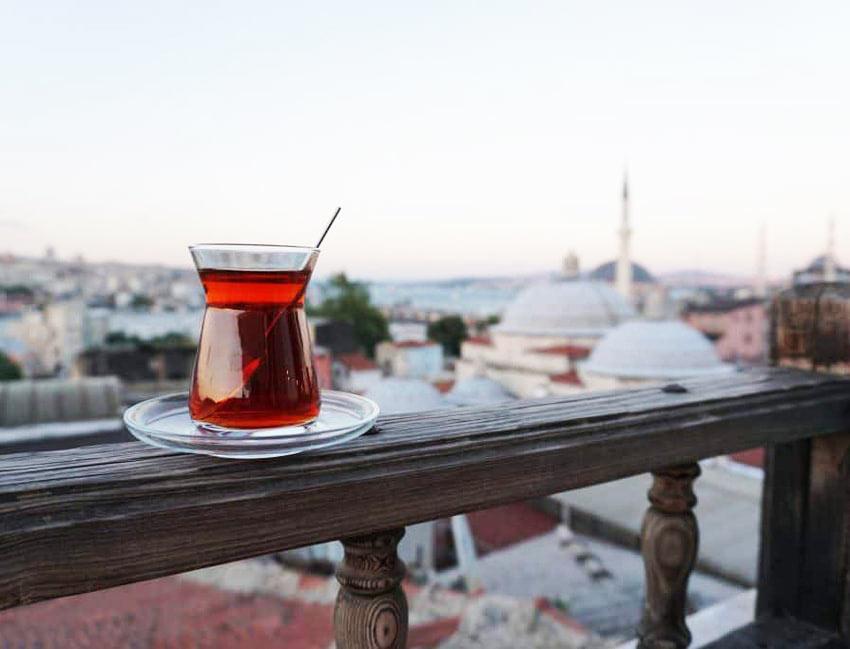 گردشگری چای