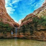آبشار کشیت کرمان