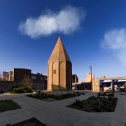 برج قربان همدان