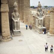 گردشگران-مصر