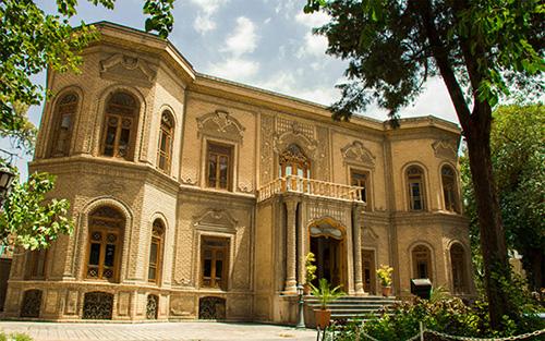 موزه آبگینه تهران-واکسن کرونا
