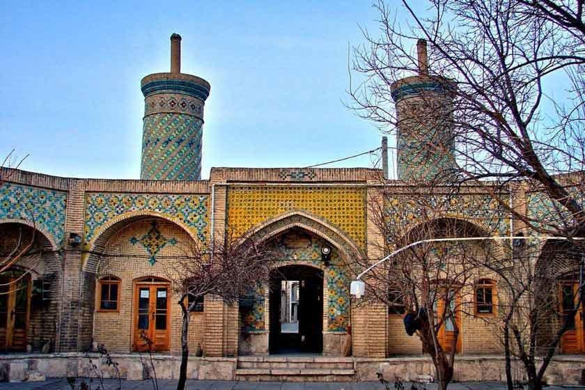 مسجد خانم زنجان